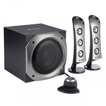 Steren - Sistema De Audio Estéreo 2,1 Canales