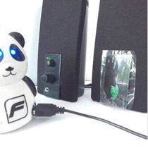 Bocinas Multimedia Universales Para Pc Laptop 3.5mm