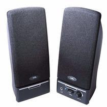 Bocinas Cyber Acoustics Ca-2014rb