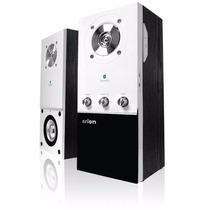 Eagle Tech, Usa Et-ar204b-wh 80hz To 20khz 30 Watts Bluetoot