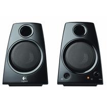 Logitech Z130 Speaker 2.0 5watt ¿sonido Estéreo Rico Y F