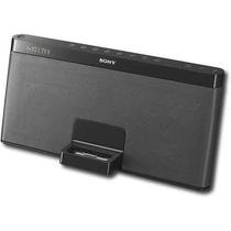 Base Con Bocina Sony Para Ipod E Iphone