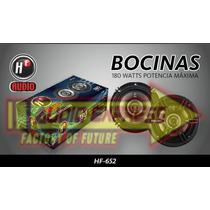 Bocinas Para Auto Hf De 6 1/2
