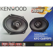 Bocinas Kenwood 6x8 360 W Kfc-c6895ps