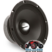 Medio Bajo Profesional Car Audio Power Bass 4xl65 92 De 6.5