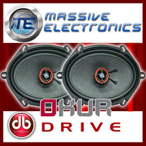 Set De Bocinas 5x7 Db Drive Okur S1 57 300w Exc Medios Dpa