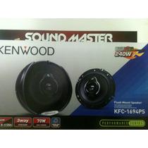 Bocina Kenwood Kfc-1694s 6 1/2 240w