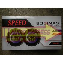 Bocinas Para Auto Speed 6.5