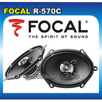 Bocinas Focal 5x7 R-570 Ford Expedition Explorer Edge 2 Vias