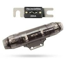 Lightning Audio Por Rockford Fosgate 1/0 Calibre O 4 Ga En L