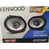 Bocinas Kenwood 6x8 Kfc-c6865s 250 Watts