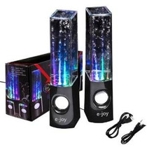 E-joyâ® Plug And Play Altavoz De Baile Agua Y Dancing Altavo