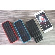 Bocina Bluetooth Recargable Con Voz Usb-minisd-aux-mp3-radio