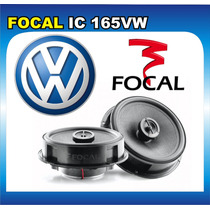 Bocinas Focal Ic165vw Vw Jetta Golf Clasico Seat Originales