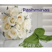 Hermosas Pashminas De La India Para Recuerdo Boda, Xv Años