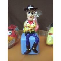 Vela Woody Toy Story Grande Fiesta Pastel Infantil Decora