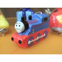 Vela Thomas Tren Grande Fiesta Pastel Infantil Decorativa