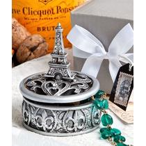 10 Alhajero Torre Eiffel Paris Recuerdo Boda Despe Xv Baby