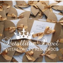 Invitaciones Boda, 15 Años, Baby Shower