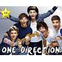 Kit Imprimible One Direction Diseñá Tarjetas, Cumples 2x1