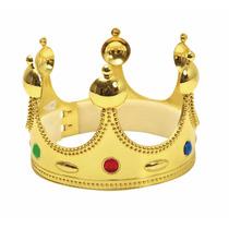 5 Corona De Rey Gladiador Sir Magestad Emperador Guerrero