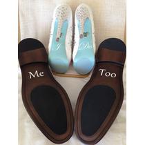 Calcomanias Me Too Para Zapatos