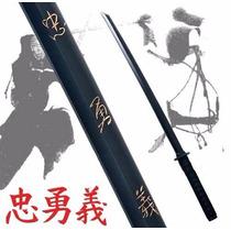 Bokken De Madera Para Entrenamiento, Kendo, Ninja, Samurai