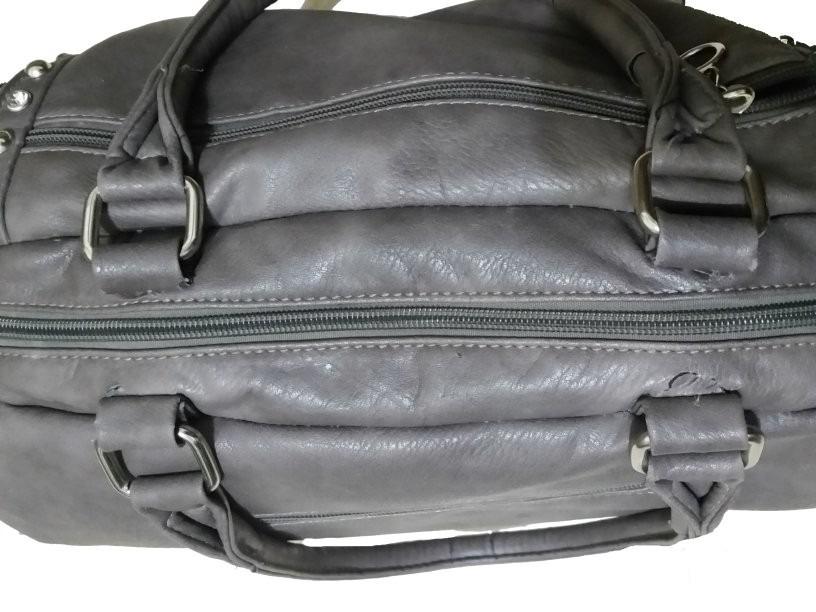 Bolsa De Mano Con Estoperoles Marca Coppel ~#869 - $ 40.00 en