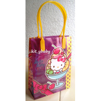 Fiesta De Hello Kitty, Bolsa Dulcera, Orginal, Regalo