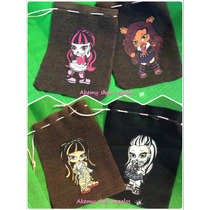 Monster High Baby 10 Costalitos Dulceros Halloween Fiesta
