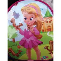 Lote 10 Mochilas Dulceros Princesas