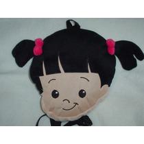 Peluche - Mochila De Boo De Disney Bordada Calidad