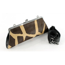 Bolsa Animal Print Café Burberry