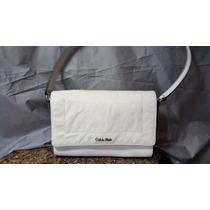 «o.luxuss» Bolsa Calvin Klein Ck Original Piel Zafiano