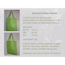 Bolsa Ecológica Plana