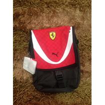 Funda Mariconera Puma Ferrari,nueva Ideal Para Ipad 799$