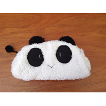 Linda Cosmetiquera Lapicera Kawaii De Panda