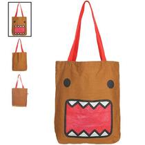 Hot Topic Bolsa Cafe Domo Reversible Tote Bag
