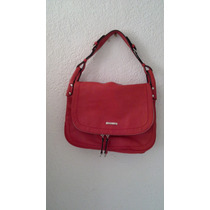 Bolsa David Jones Color Rojo
