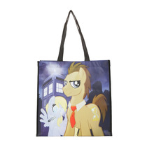 Bolsa Reusable Mi Pequeño Pony My Little Pony Dr Who