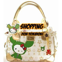 Hello Kitty Bolso Con Charms Tokidoki Unica En Ml