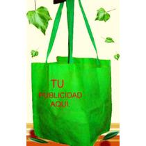 Bolsa Ecologica Mod. Standart Con Serigrafia