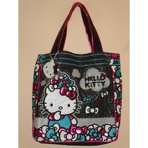 Hello Kitty Bolsa / Mochila Mod. Raining Bows Loungefly !!