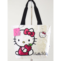 Mca.hello Kitty By Sanrio Bolsa / Mochila Envio Gratis