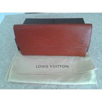 Louis Vuitton Epi Leather Wallet Original