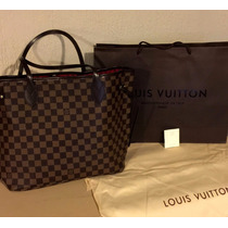 Louis Vuitton Neverfull ,speedy Azur Ebene Y Monogram Bolsa