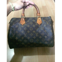 Bella Bolsa Louis Vuitton Speedy Monogram 30 100% Original!!