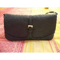 Linda Bolsa Azul Tipo Piel Xoxo 100% Original