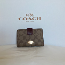 Cartera Coach Original Y Nueva