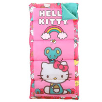 Sleeping Bag Bolsa Dormir Hello Kitty Niñas Nueva